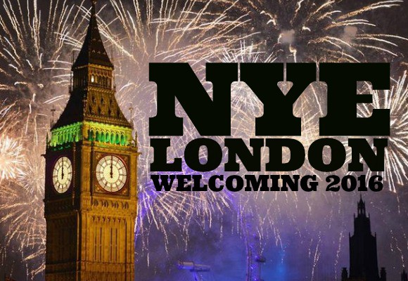 Start 2016 Off With Something Spectacular! Wonderful Ways to Spend New Year's Eve in London