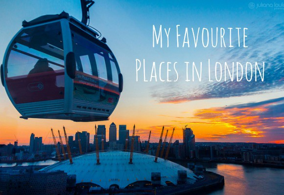 My Favourite Places in London: Bruna