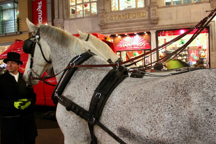 Win a Horse Drawn Tour of London!