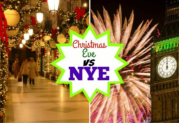 Which is Better: Christmas Eve or New Year's Eve?