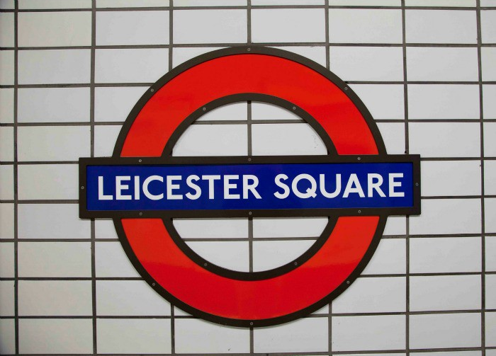 Leicester Square Tube