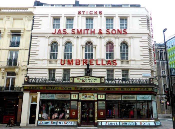 Umbrella Shop