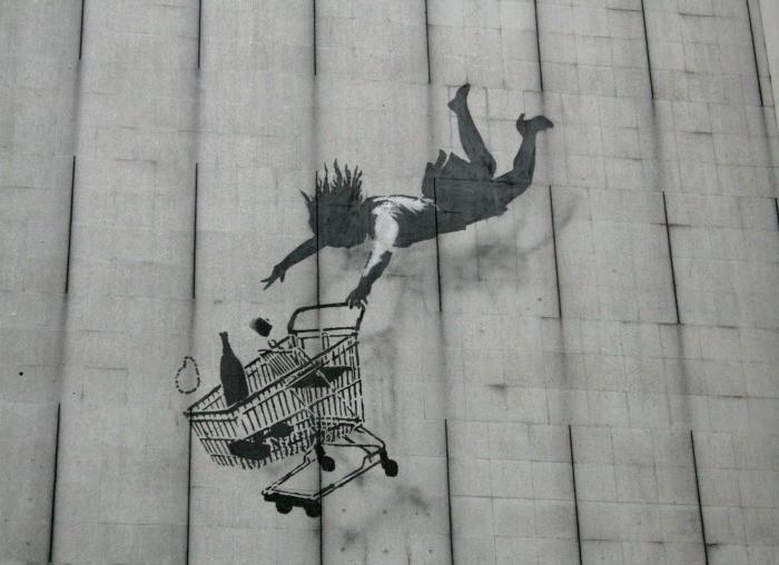 Banksy in London