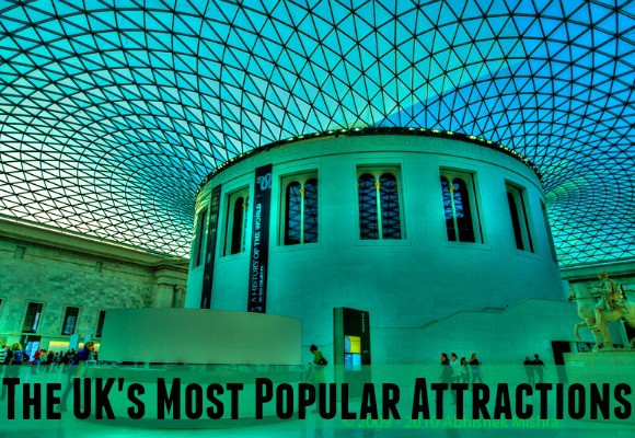 Revealed: The UK's Most Popular Attractions (And Most of Them Are Free!)