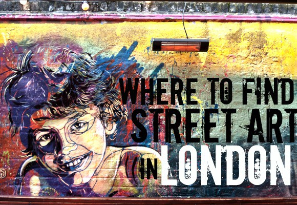 London Street Art: The 4 Best Places to Look