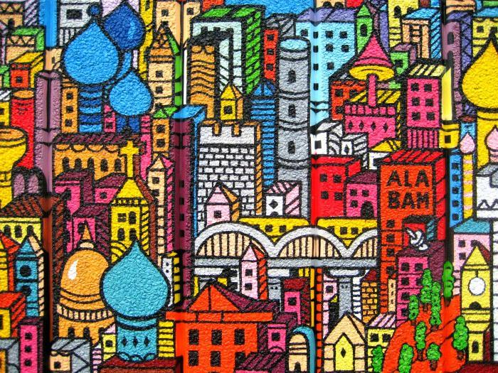 Street Art Southbank