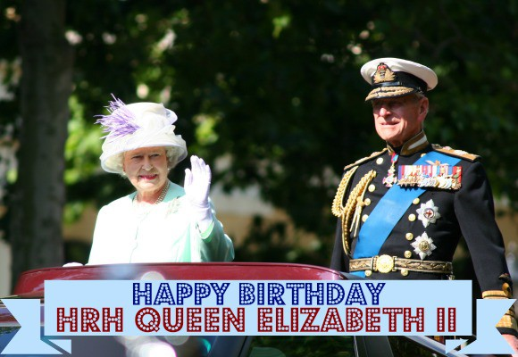 How To Celebrate Her Majesty's 90th Birthday