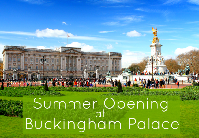 See the Queen's Coronation Dress at Buckingham Palace This Summer!