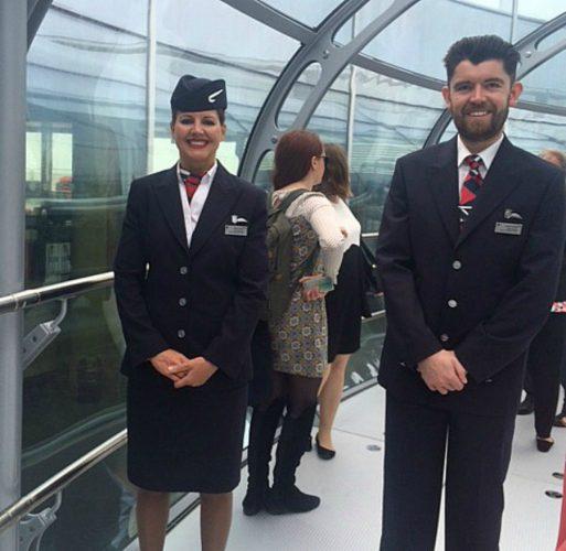 The British Airways Staff