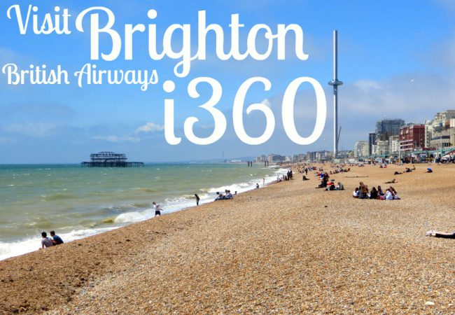 First Look: The British Airways Brighton i360!