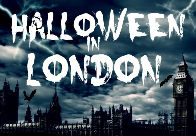 The Gruesome Guide to Halloween in London