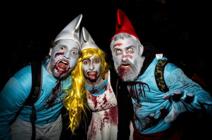 Go on a Zombie Pub Crawl in London