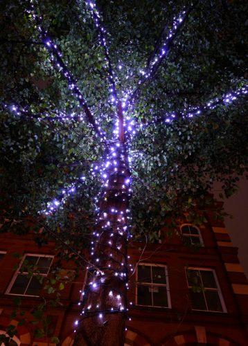 Christmas LightsI in Covent Garden