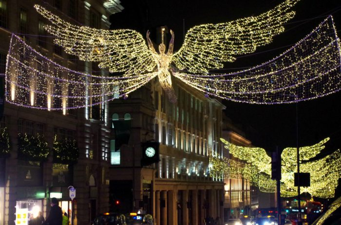 christmas-on-regent-street - Beautiful Pictures Of The Christmas Lights In London