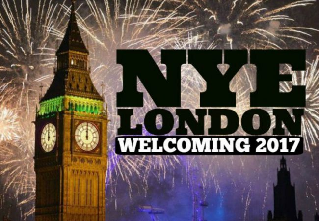 Start the Year Off With Something Spectacular! Wonderful Ways to Spend New Year's Eve in London