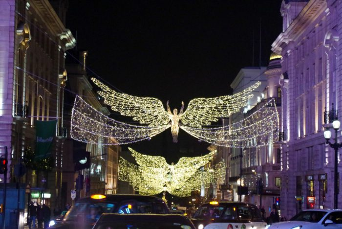 London At Christmas Images.Beautiful Pictures Of The Christmas Lights In London