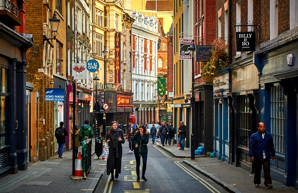 Staying In London S Soho