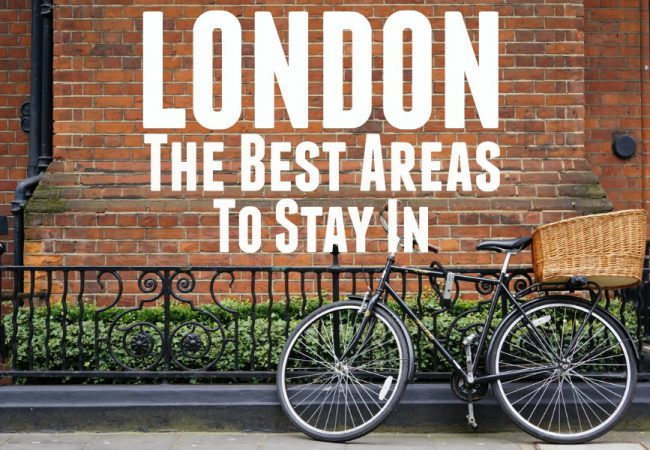 The Best Areas to Stay in London