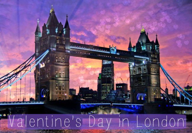 Thing to Do in London on Valentine's Day