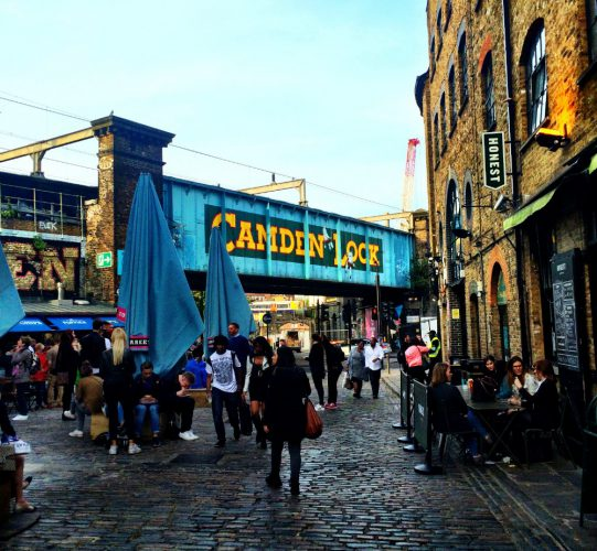 What's it like to stay in Camden Town?