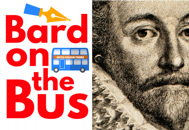 School Trips with Golden Tours: Bard on the Bus