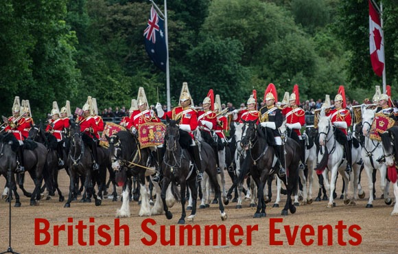 The 3 Typically British Events You Can't Miss Out on This Summer