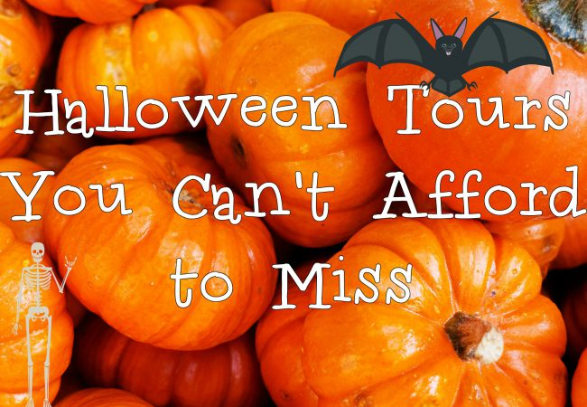 Fun Halloween Activities in London You Can't Afford to Miss