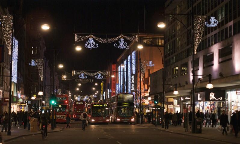 Congestion charge london christmas 2019 gift