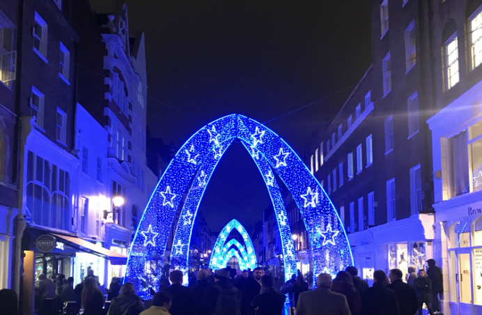 christmas-lights-tour - The 10 Best Christmas Lights In London