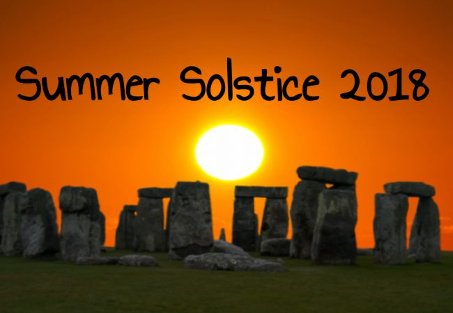 Summer Solstice at Stonehenge, 2018