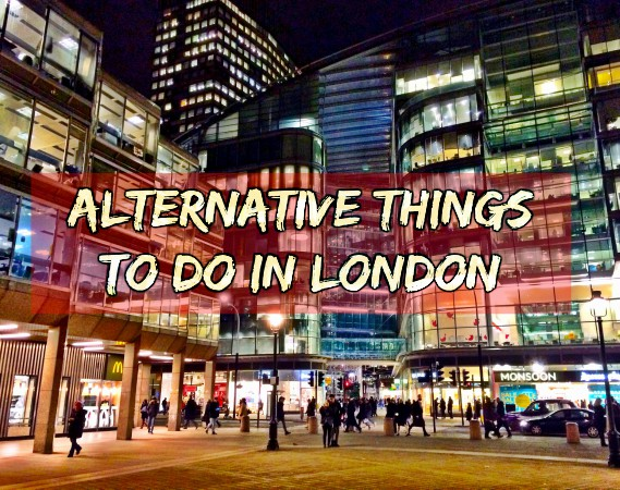10 Fun and Thrilling Alternative Things to Do in London