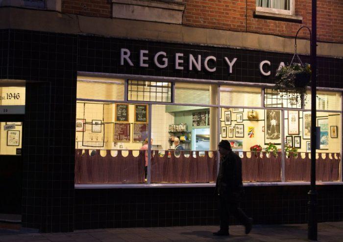 The Regency Cafe, Westminster
