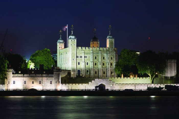 Halloween at Tower of London