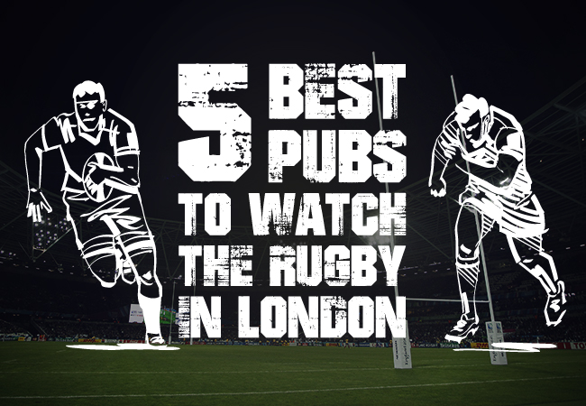 Best Places to Watch the Rugby World Cup in London