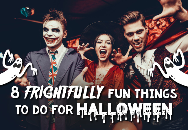 8 Frightfully Fun Things to do in London for Halloween