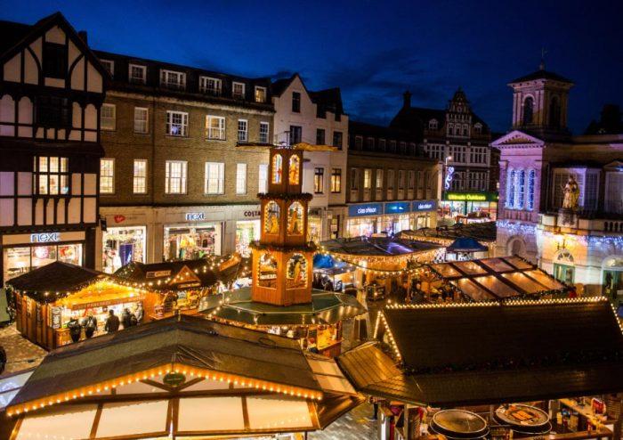 Kingston-upon-Thames Christmas Market