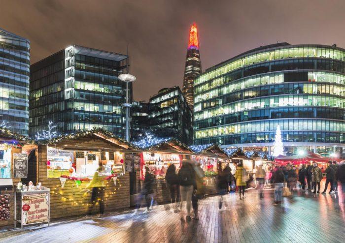 London Bridge Christmas Market