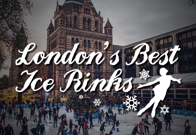 Where To Find The Best Ice Rinks In London