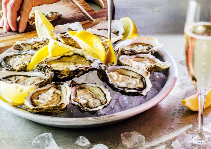 Parisian Oysters