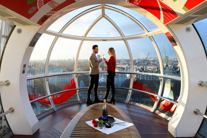 London Eye Champagne Experience