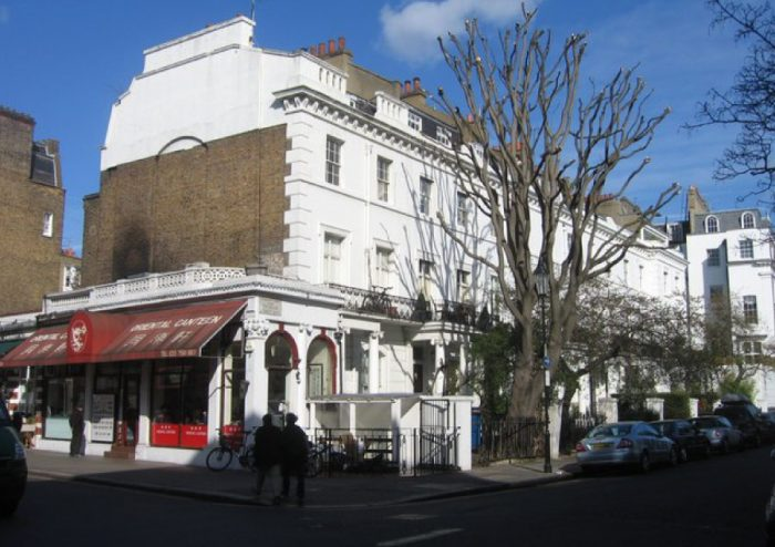 Oriental Canteen, Kensington