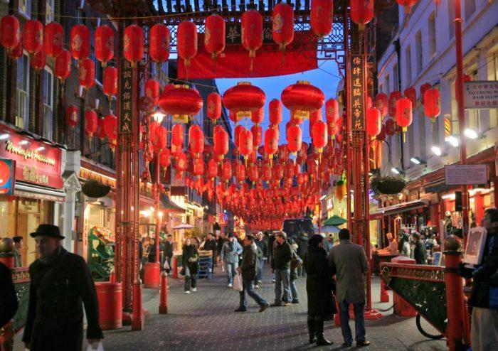 Chinatown, Soho