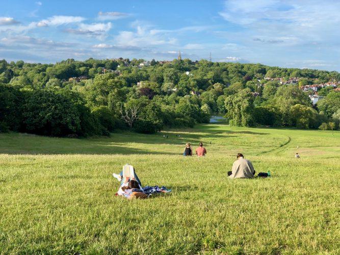 Hampstead Heath, Shutterstock