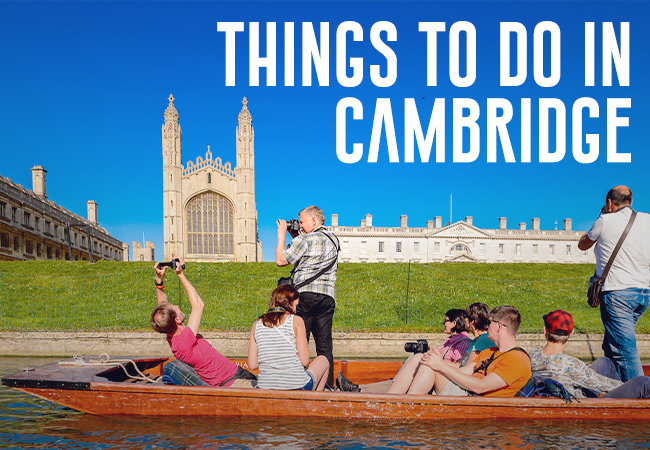 A Day Out of London – Things To Do in Cambridge