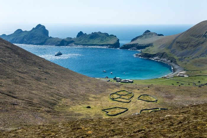 St Kilda, an archipelago in the Outer Hebrides of Scotland