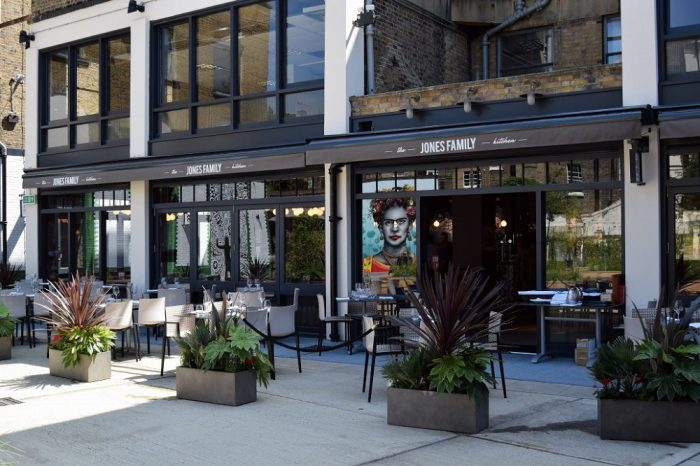 Solo London Eccleston Yard