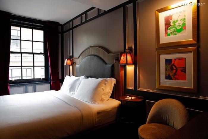 Solo travel London - Mimi's Soho Hotel