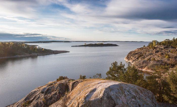 A Finnish archipelago