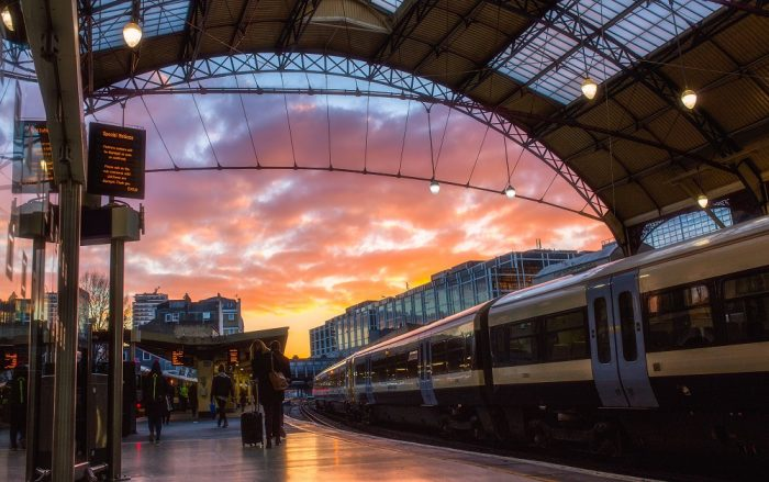 Solo London - Victoria Rail Station