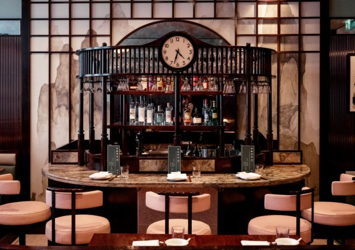 Solo travel London - XU Restaurant